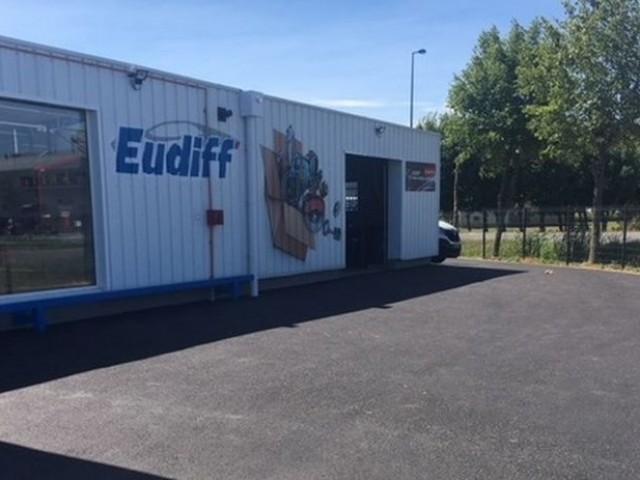 Parking Eudiff à Dieppe