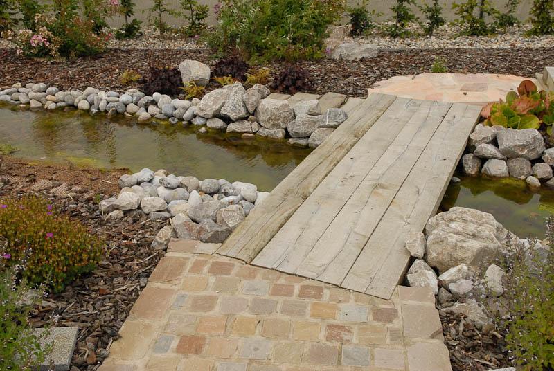 Plans d eau bassins d ornement a r h tp - Photo bassin aquatique ...